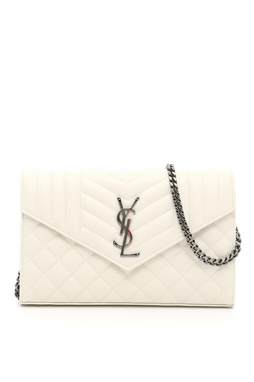 Preload https://item3.tradesy.com/images/saint-laurent-ysl-monogram-quilted-envelope-wallet-on-chain-clutch-ivory-leather-cross-body-bag-20464642-0-0.jpg?width=440&height=440