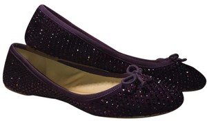 Tory Burch Boysenberry Flats
