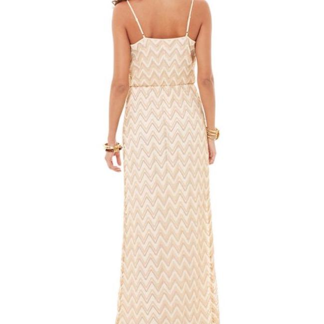 gold Maxi Dress by Lilly Pulitzer Tory Burch Bcbg Alice + Olivia Rebecca Taylor Image 5