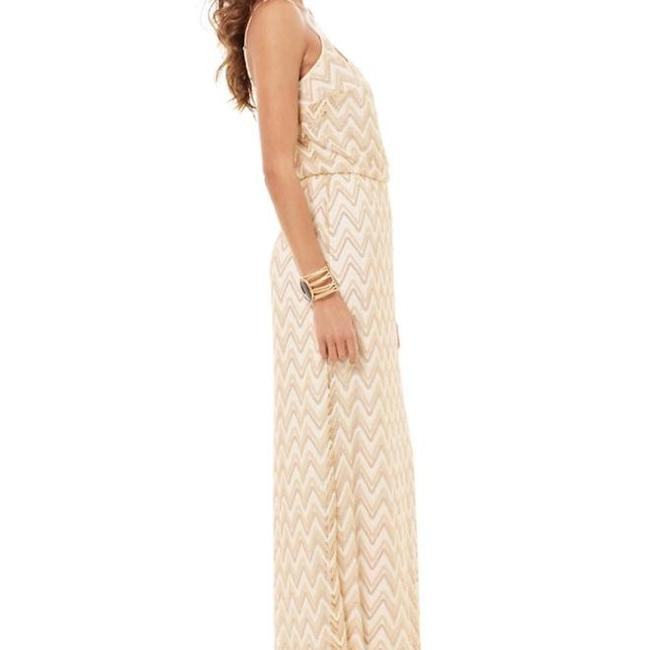 gold Maxi Dress by Lilly Pulitzer Tory Burch Bcbg Alice + Olivia Rebecca Taylor Image 6