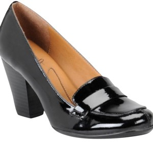 Sfft Black Patent Pumps