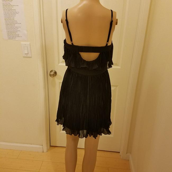 Guess Flowy Backless Ruffle Dress Image 1