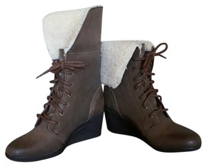 UGG Australia Womens Womens Womens Winterwear Waterproof Wedge Stout Boots