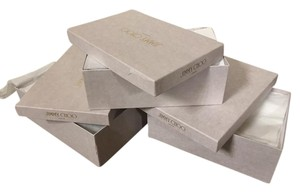 Jimmy Choo Lot of 3 boxes of Jimmy Choo come with all tissue pepper inside.