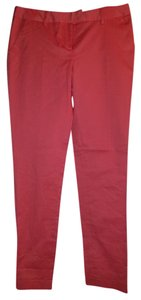 Manoukian Office Career Professional Look Designer Date Night Church Straight Pants Pink