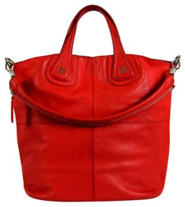 Givenchy Nightingale Red Tote