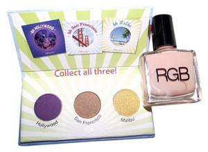 Urban Outfitters Urban Outfitters Brand new RGB nail polish BH Cosmetics