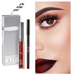 Kylie Cosmetics Kylie's Special Holiday Matte LipKit Merry