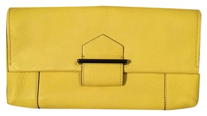 Reed Krakoff yellow Clutch