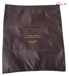 Kate Spade New! Shoe Dust bag.