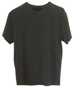 Banana Republic T Shirt Charcoal Gray