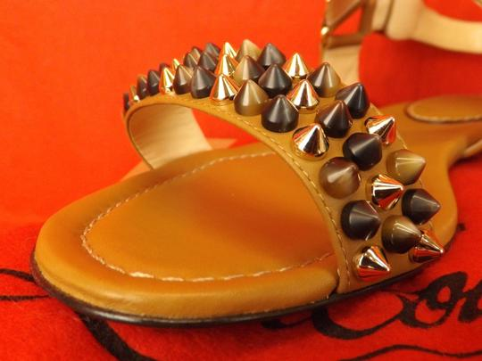 Christian Louboutin Brown Sandals Image 5
