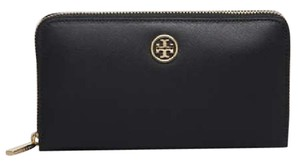 Tory Burch Tory Burch Robinson Multi-Gusset Zip Continental Wallet