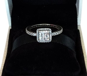 PANDORA Authentic Pandora Timeless Elegance Ring W/ Pandora TAG & BOX Sz 7-54