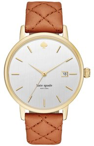 Kate Spade Kate Spade New York Women's Gold-tone Metro Smartwatch KSW1161