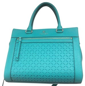 Kate Spade New With Tags Nwt Satchel in Fremont Turquoise