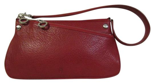 Preload https://img-static.tradesy.com/item/20466451/etienne-aigner-small-handbag-with-double-zipper-opening-red-cowhide-leather-shoulder-bag-0-6-540-540.jpg