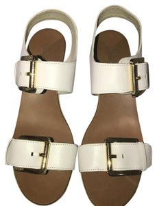 Michael Kors white Wedges
