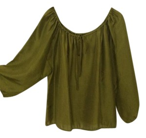 Trina Turk Top Green / Avocado