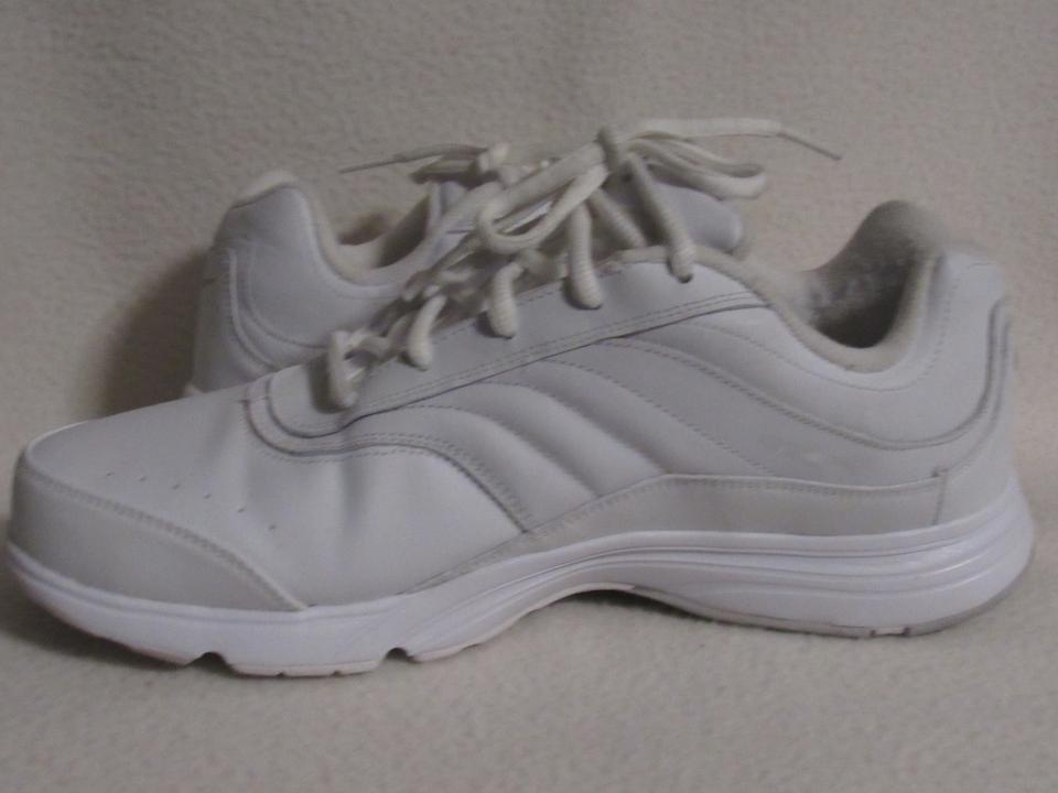 Nike White Airliner Lace-up Fitness with Rolling Rail Sneakers Size ... 4f8ffb9b707cb