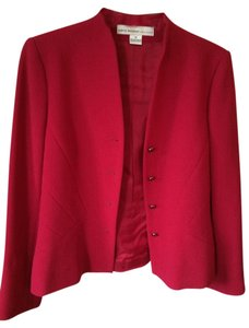 Other Red Blazer