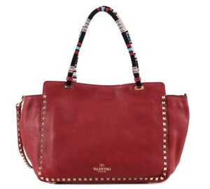 Valentino Satchel in Red