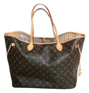 Louis Vuitton Monogram Gm Classic Tote