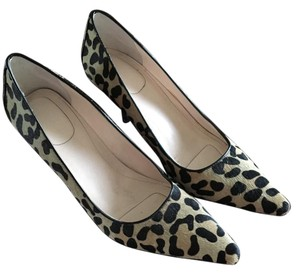 Calvin Klein Collection Leopard Pumps