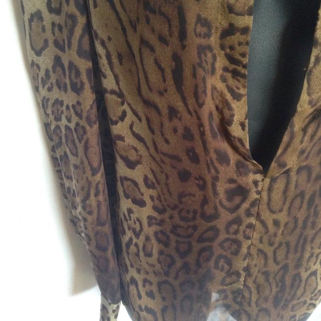 Haute Hippie Top Leopard