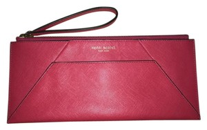 Henri Bendel Hot Pink Clutch