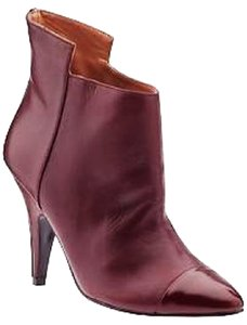 Sigerson Morrison Burgundy/wine/red Boots
