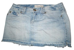 Aropostale Skirt light stonewash/jean
