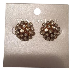 Ann Taylor Ann Taylor Gold Earrings