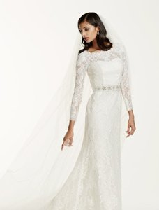 Galina Swg685 Wedding Dress