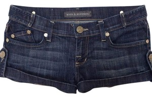 Rock & Republic Mini/Short Shorts Blue