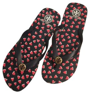 Tory Burch Flat Flip Flop Sandals