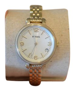 Fossil Fossil Women's Watch Gold Tone