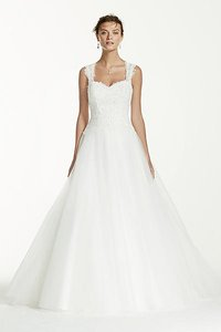 David's Bridal Wg3671 Wedding Dress