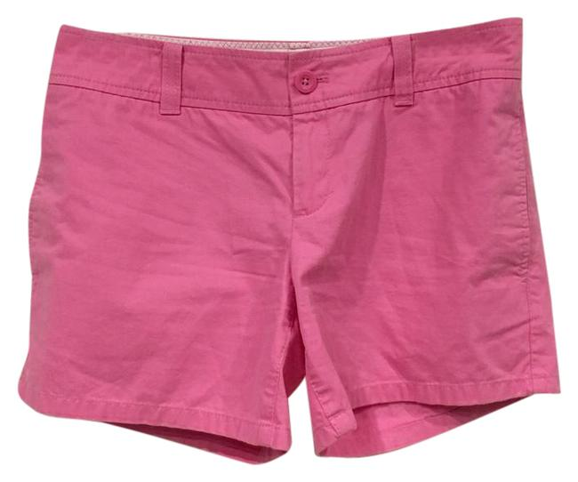 Preload https://img-static.tradesy.com/item/20467543/lilly-pulitzer-pink-palm-beach-fit-shorts-size-4-s-0-1-650-650.jpg