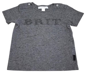 Burberry T Shirt Grey