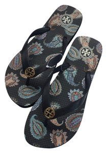 Tory Burch Flip Flop Flat Sandals