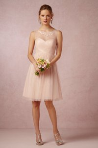 Anthropologie Blush Chloe Dress