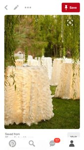 Petal High Top Tablecloths
