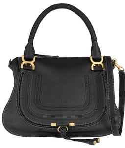 Chloé Classic Marcie Iconic New Tote in Black