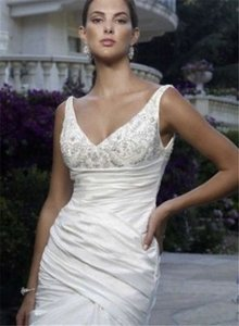 Casablanca 1987 Wedding Dress