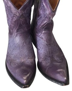 Old Gringo Purple Boots