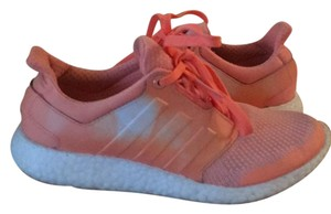adidas peach Athletic