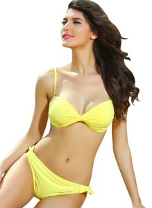 OTHER New's Hot Sale Twist Bikini Wholesale Stretch Swimsuit Size:S Ltem: LC40633