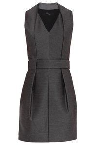 Alexander Wang V-neck Belted Dress