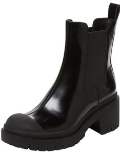 Marc by Marc Jacobs Chelsea Ankle Leather Whilloughby Black Boots